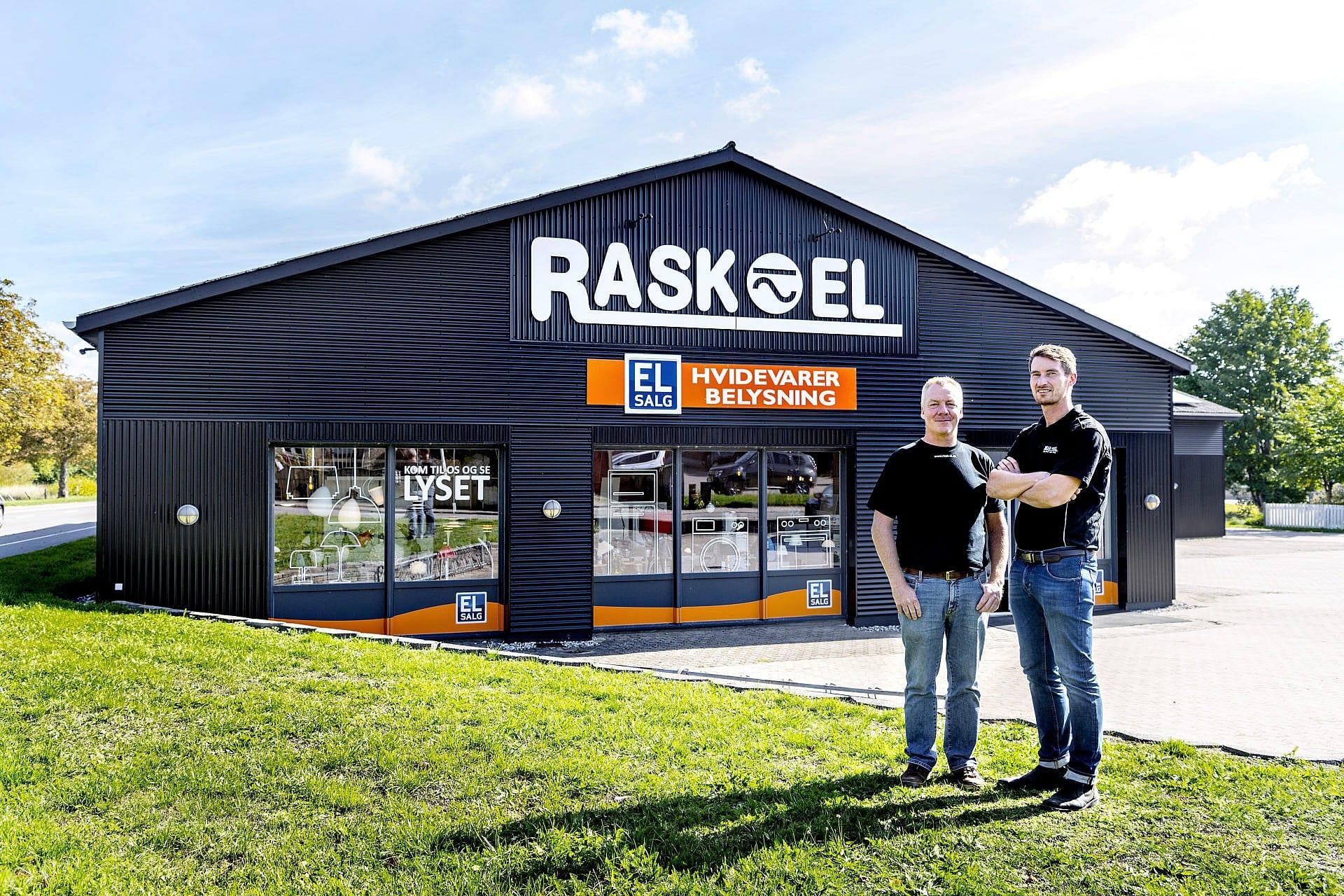 Rask El - din lokale elektriker på Lolland-Falster