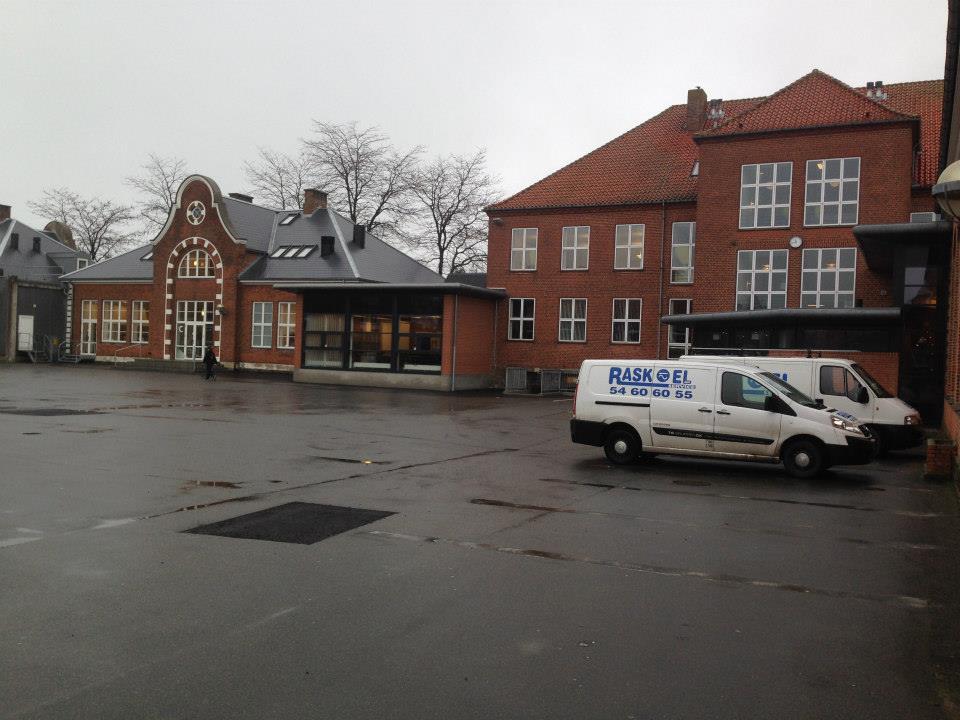 Maribo Gymnasium Rask EL
