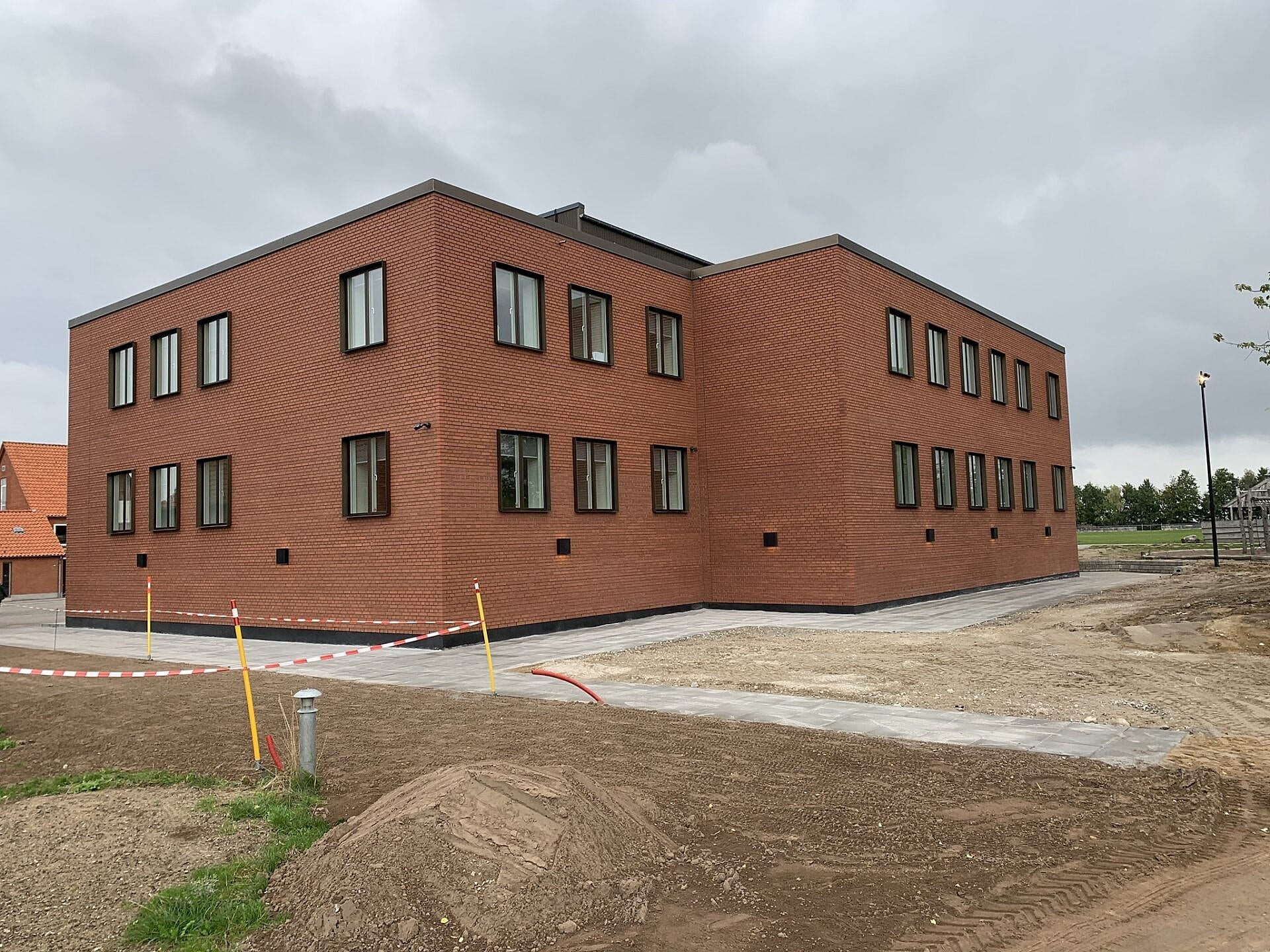 Autismecenter Guldborgsund bygning