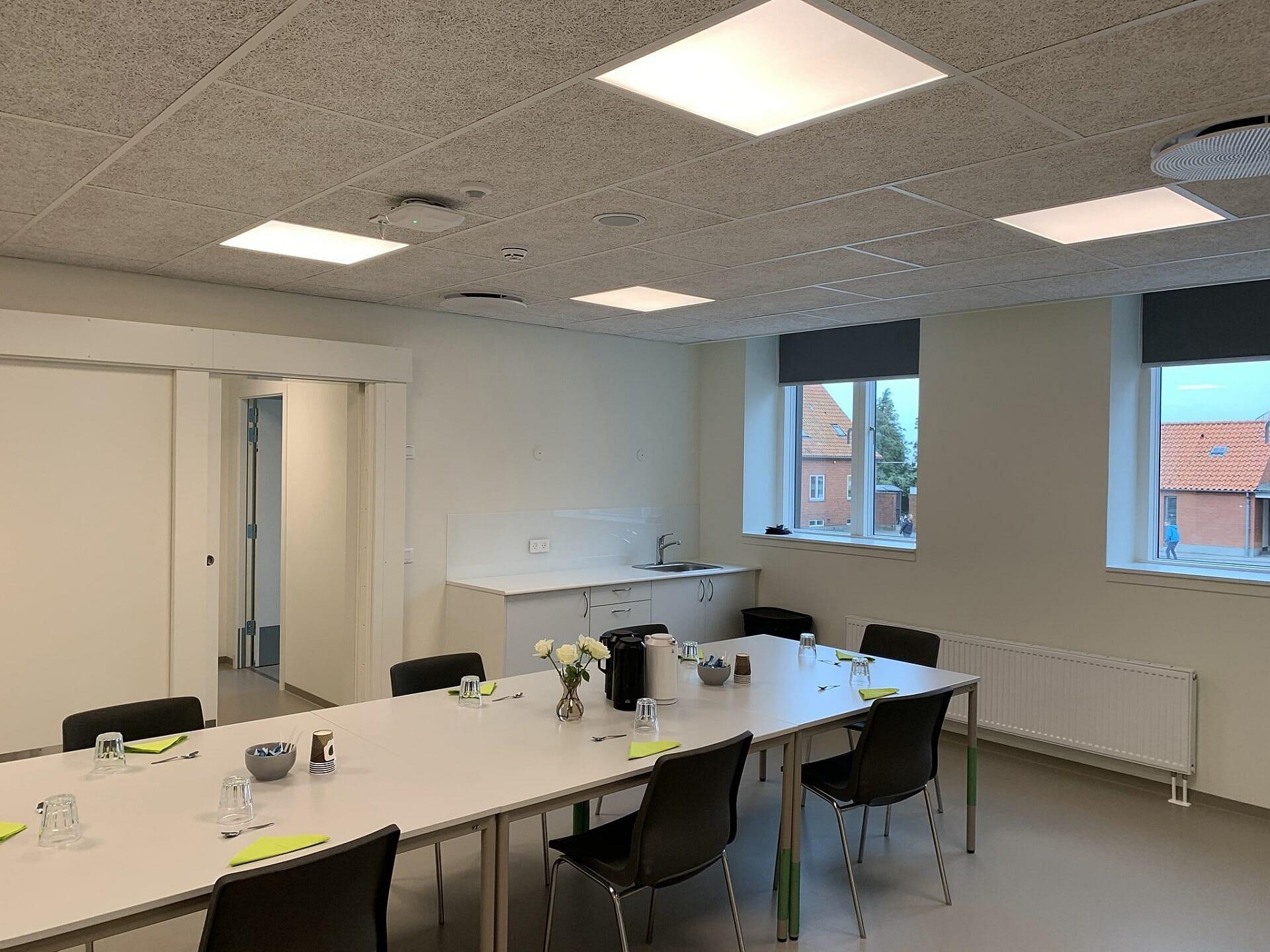 Autismecenter Guldborgsund lokaler