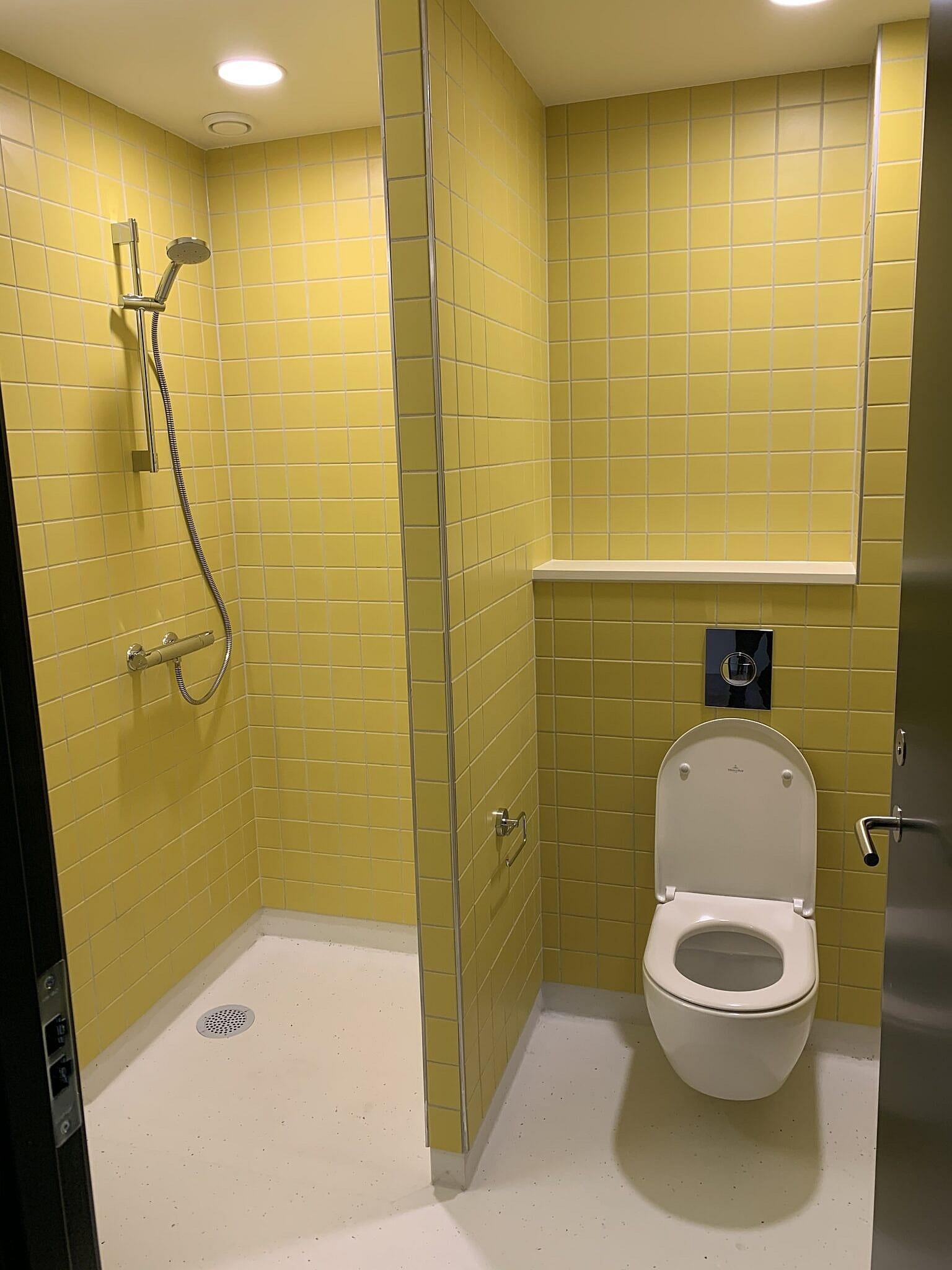 Toiletbelysning Stubbekøbing Efterskole