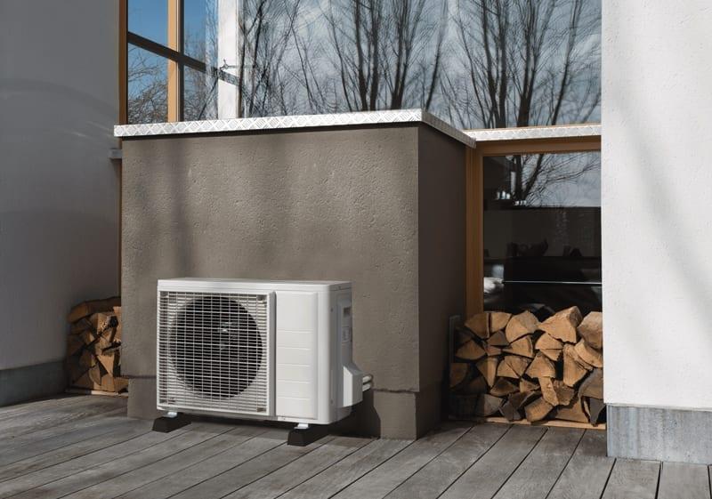 varmepumpe håndværkerfradrag Maribo